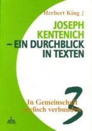 Joseph Kentenich - Ein Durchblick in Texten Band 3: In Gemeinschaft seelisch verbunden