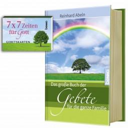 Das große Buch der Gebete für die ganze Familie