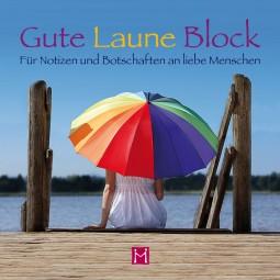 Gute Laune Block 8 Schirm