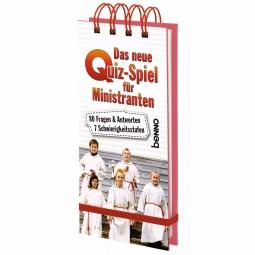 Das neue Quiz-Spiel für Ministranten