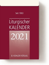 Liturgischer Kalender Block 2021