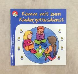 Komm mit zum Kindergottesdienst