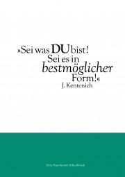 PaterSprüche Schreibbuch A5